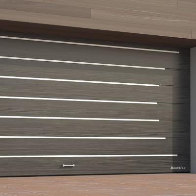 Секционные гаражные ворота 3000х2500 PREMIUM