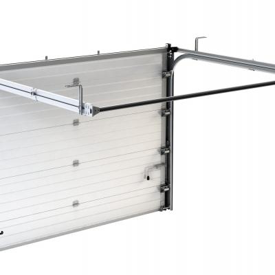 Секционные гаражные ворота DoorHan RSD01 2500x2215